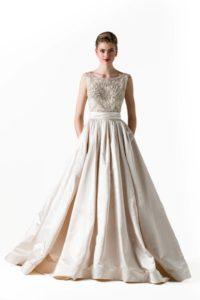 Designer Wedding Dresses: Anne Barge Spring Summer 2015 Couture Bridal Collection