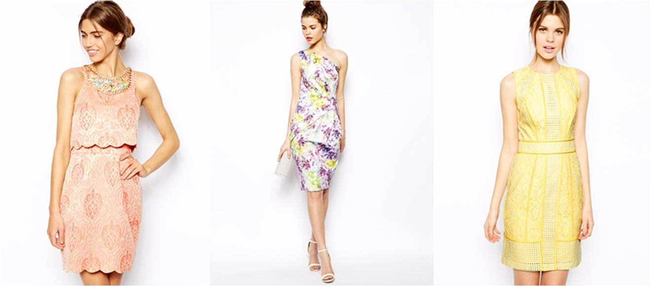 Daytime wedding for Modern wedding guest dresses