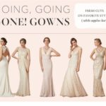 BHLDN Wedding Dress Sale