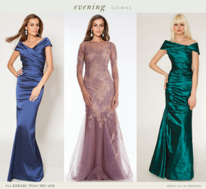 Best Evening Gowns