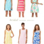Preppy Dresses for a Bridal Shower