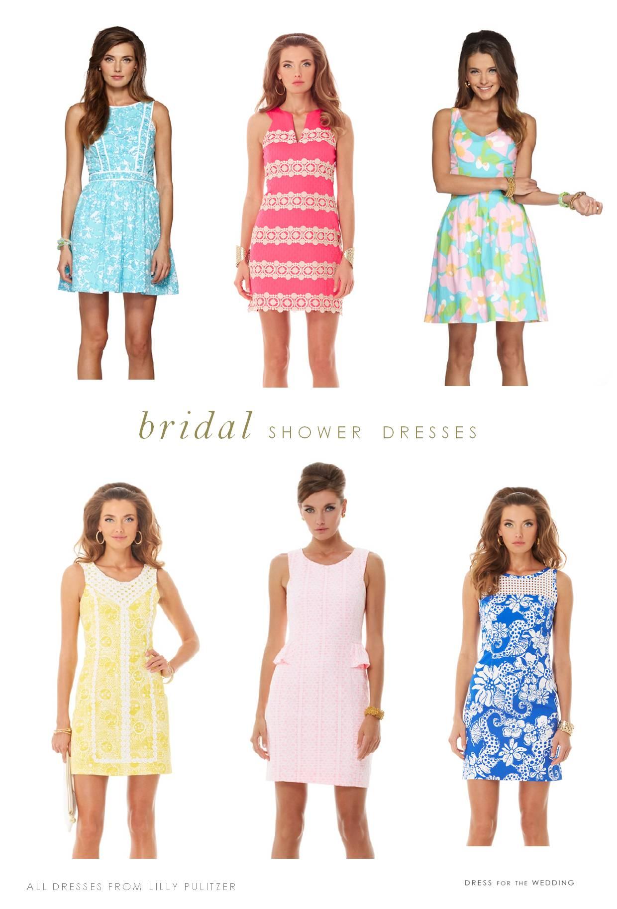 Bridal Shower Dresses Dresses for a Bridal Shower