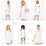 Stylish White Dresses under $100