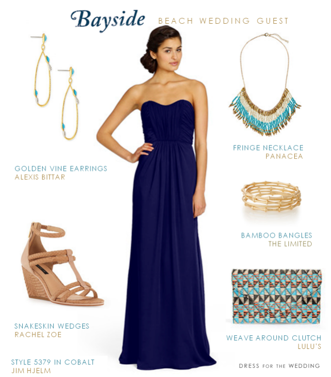 Beach Wedding Guest Dresses Fall 2014 Bayside Beach Guest