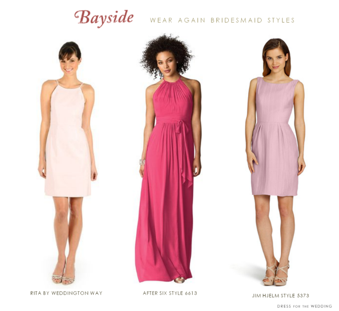 Bayside Bridesmaid Dresses Again