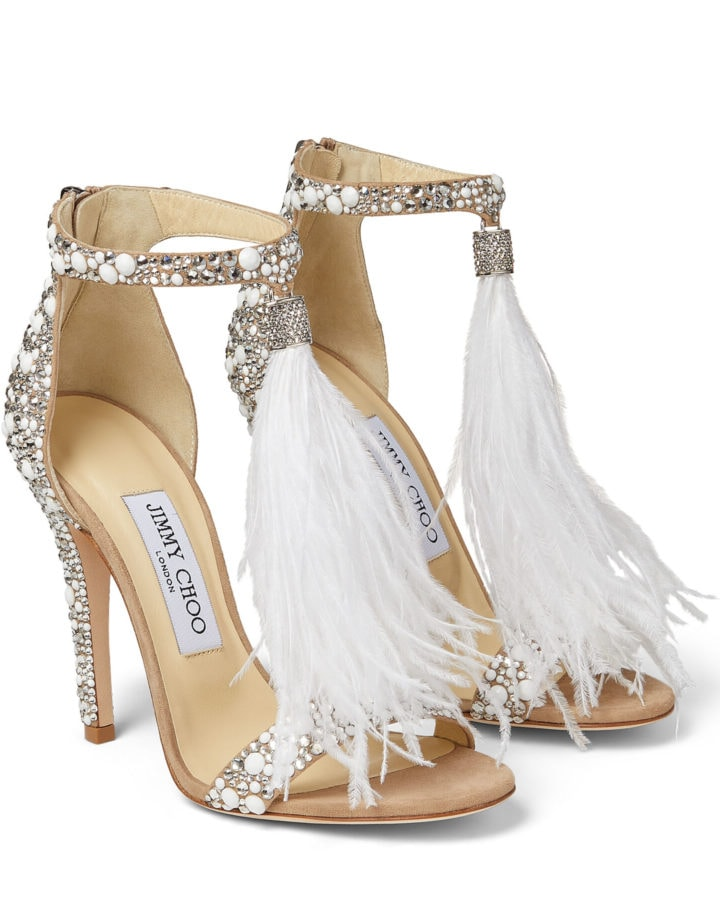 Jimmy Choo Bridal Shoes Viola