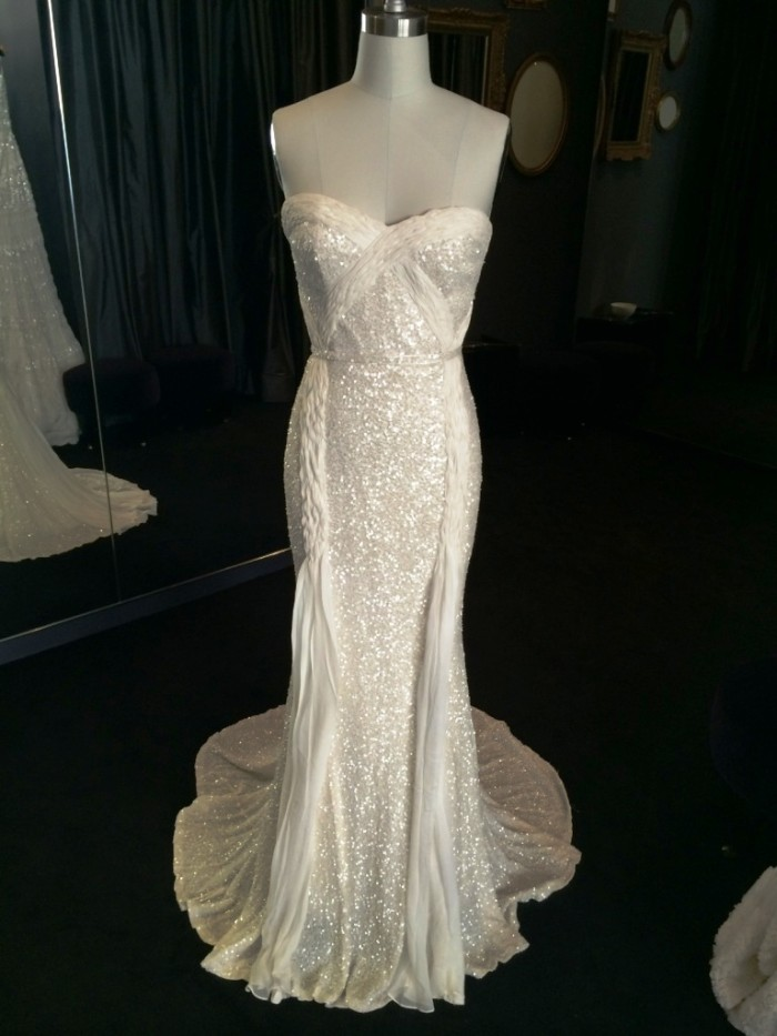 Karen willis holmes wedding dresses new york bridal boutique for Wedding dress boutiques in nyc