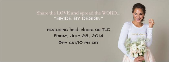 heidi elnora bride by design