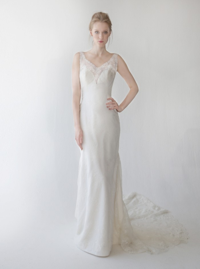 Beautiful Wedding Dresses by Kelly Faetanini