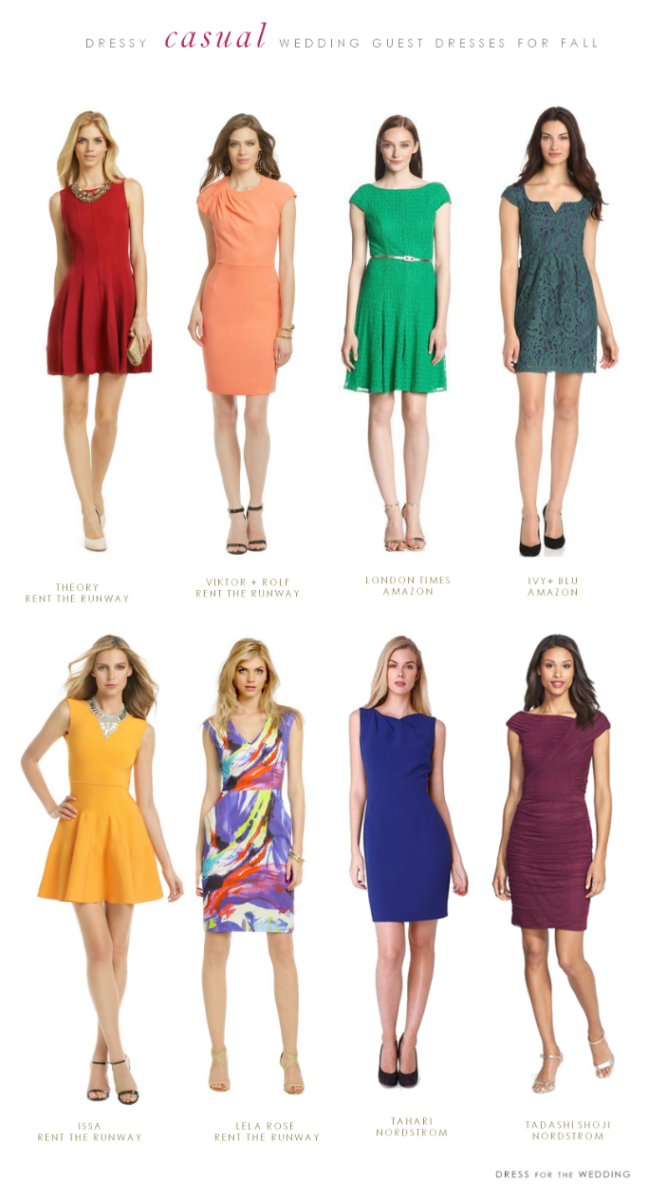 Fall Dresses To Wear To A Wedding Casual Dresses to wear to a casual