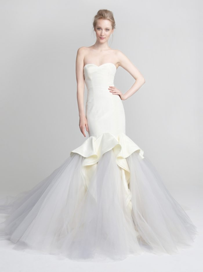 Gorgeous Wedding Gown Neela by Kelly Faetanini