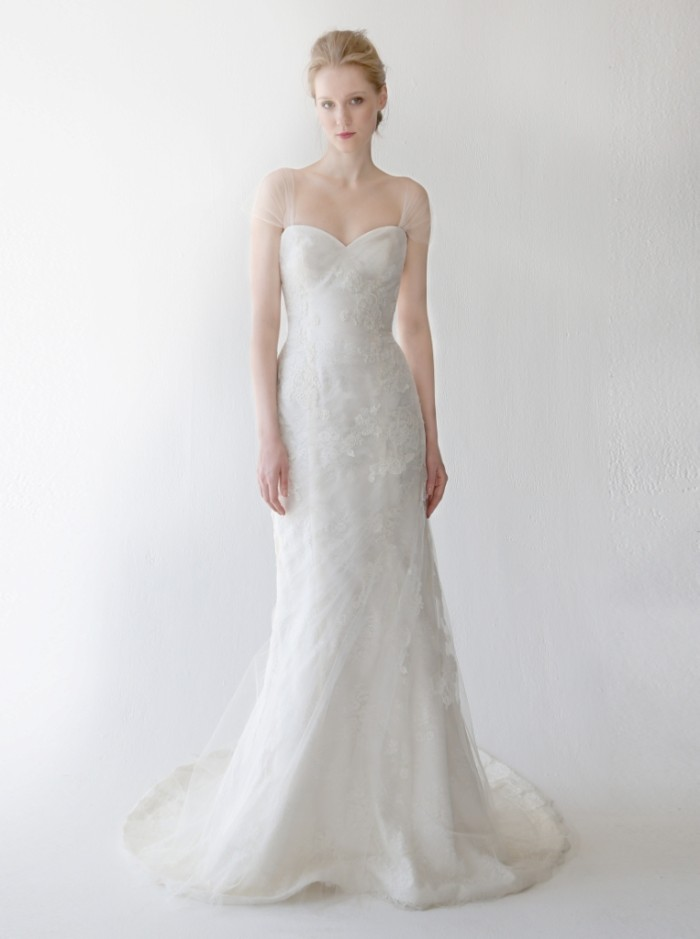 Wedding Dress Talise by Kelly Faetanini