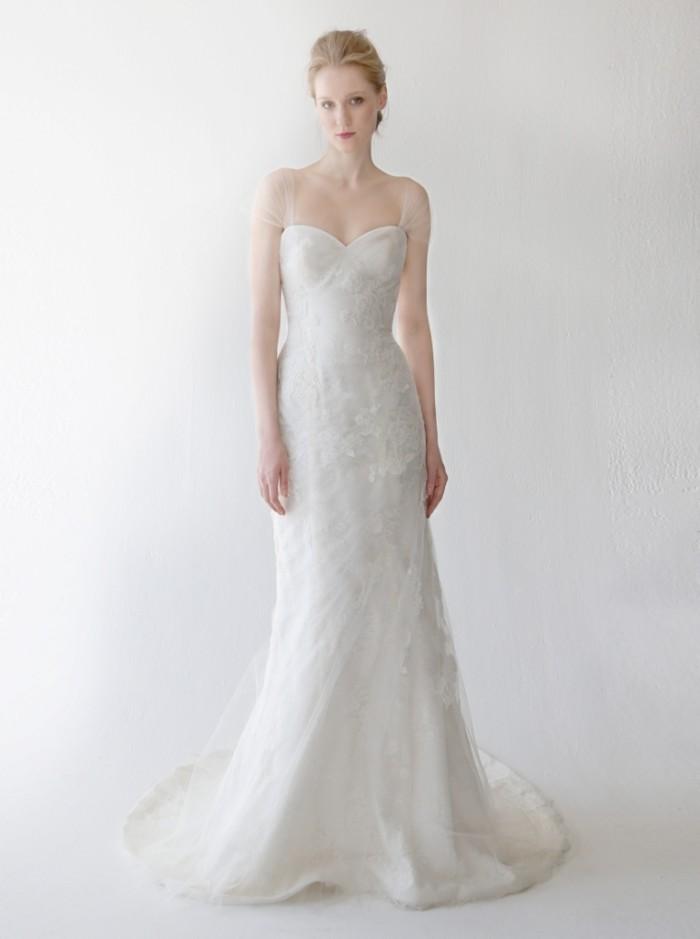 Wedding Dress Talise by Kelly Faetanini