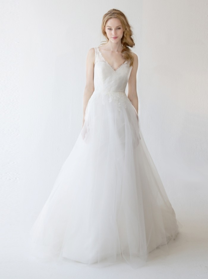 Wedding Dress Ula by Kelly Faetanini
