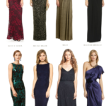 Dresses to wear to a black tie wedding