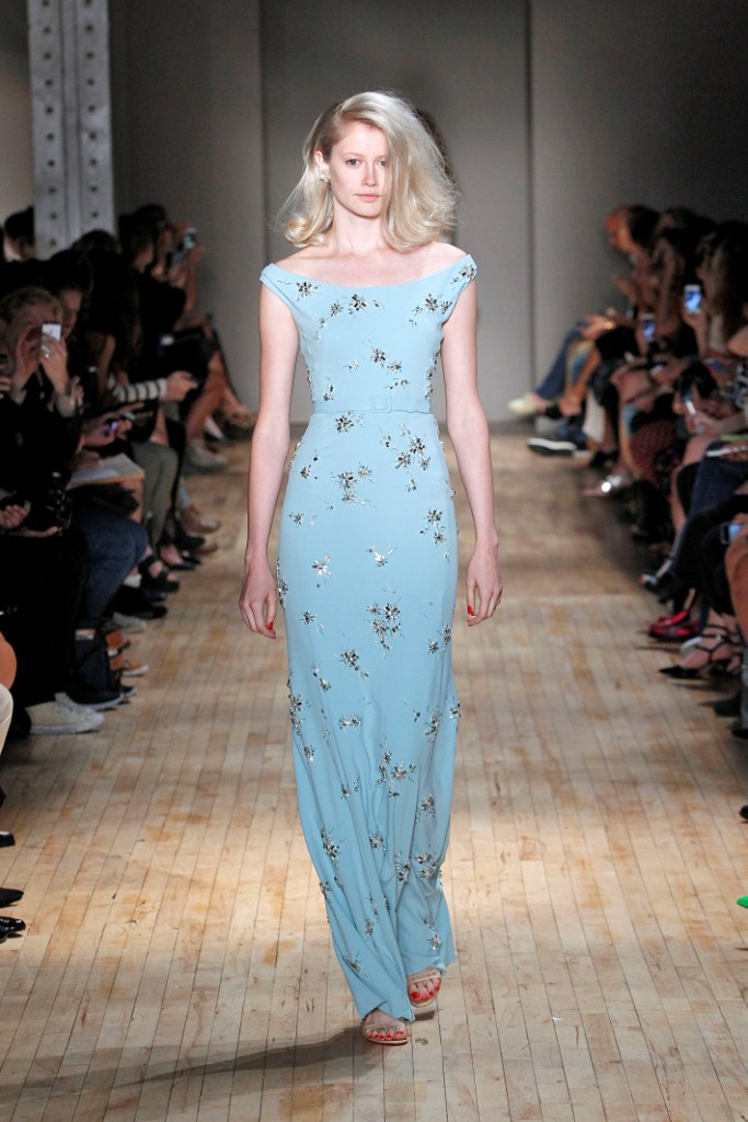 Jenny Packham SS 2015 Ready to Wear Collection