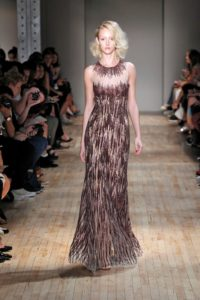 A Look at the Jenny Packham Spring/Summer 2015 Ready to Wear Collection