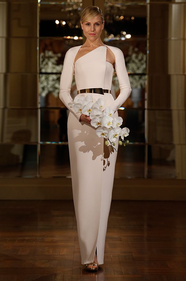 Romona Keveza Collection - Spring 2015 - RK5401a