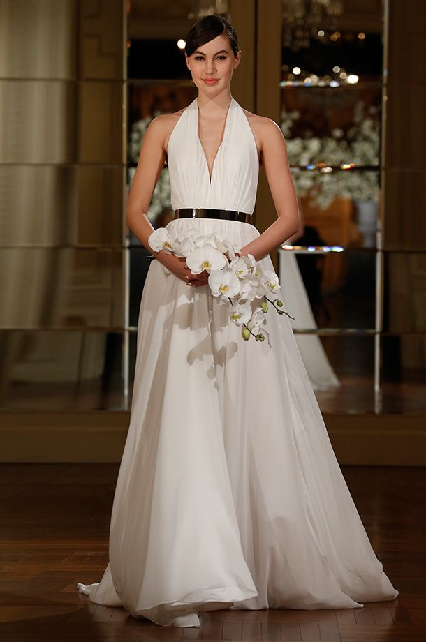 Romona Keveza Collection - Spring 2015 - RK5405