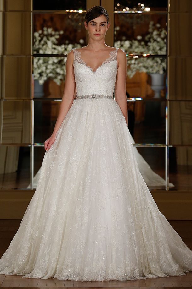 Romona Keveza Collection - Spring 2015 - RK5410