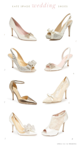 8 picks for kate spade new york wedding shoes