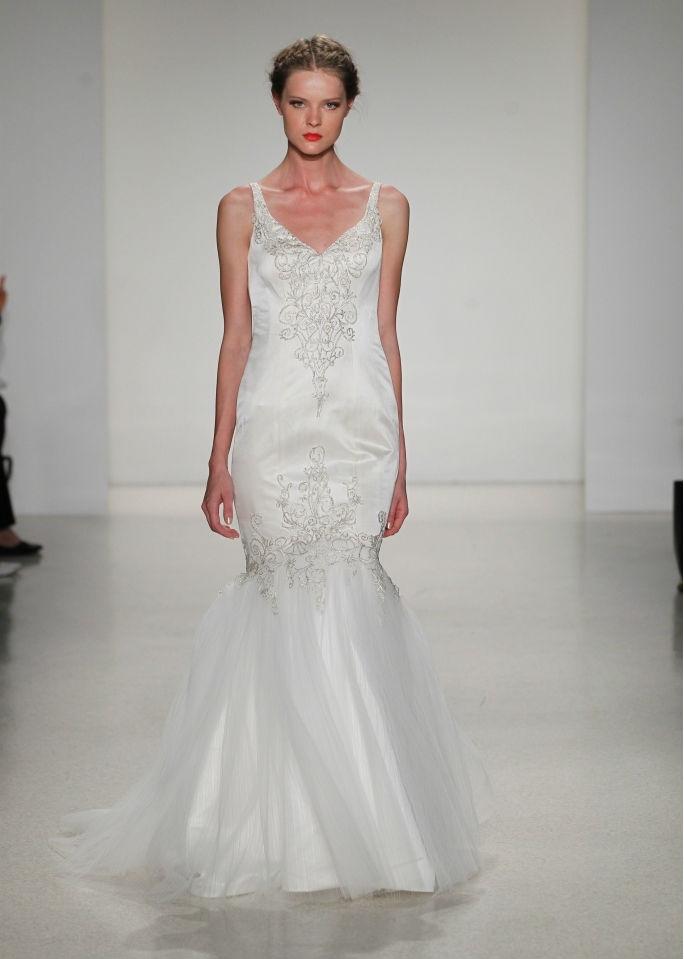 Allori by Kelly Faetanini Wedding Dresses FallWinter 2015