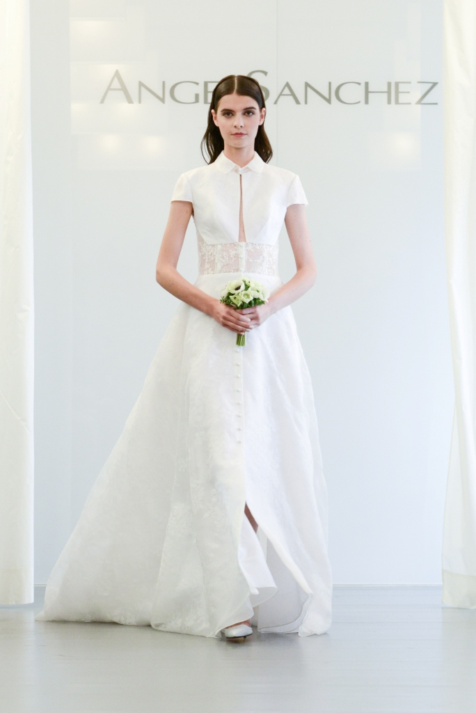 Angel Sanchez Wedding Dresses Fall 2015