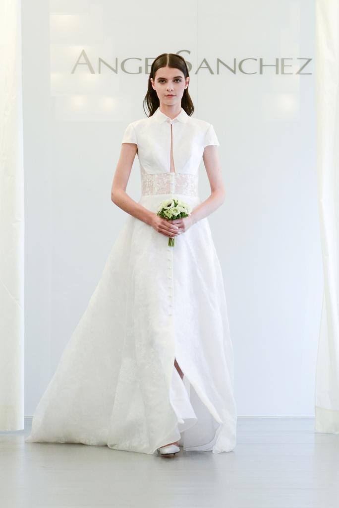 ANGEL SANCHEZ Bridal 2015 Runway