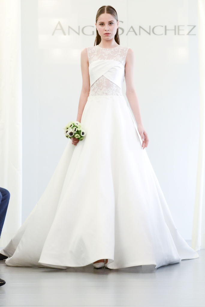 angel sanchez designer wedding gowns