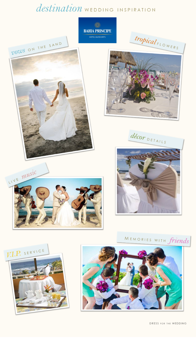 Bahia Principe Hotels and Resorts Apple Vacations Weddings
