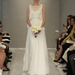 Naima Wedding Dress Theia White Collection Fall 2015