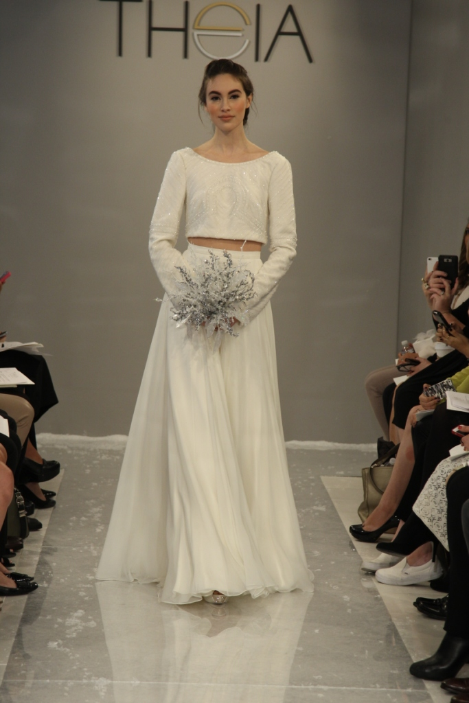 Wedding Dresses From Theia White Collection For Fall 2015