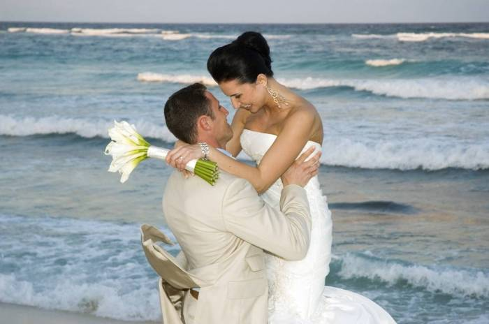 Destination Wedding Couple