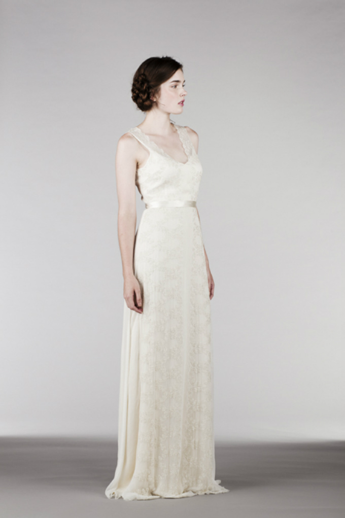 Saja Wedding Dresses style DL6055
