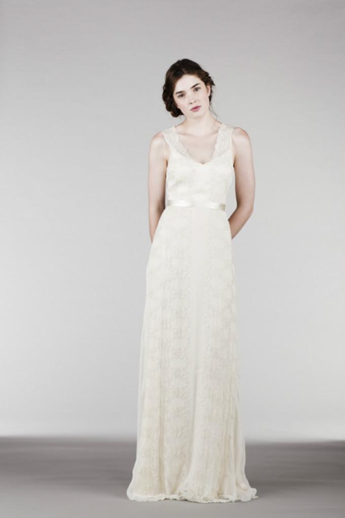 Saja Wedding Gown style DL6055