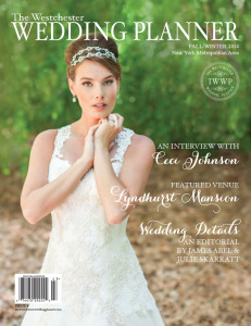 Dress for the Wedding Featured in The Westchester Wedding Planner