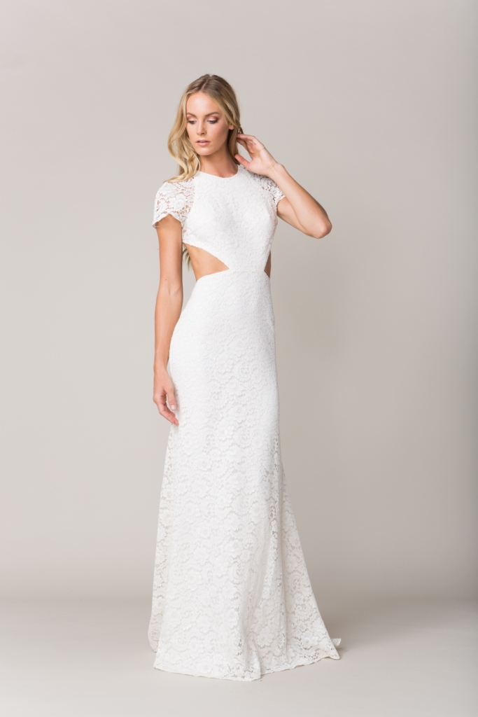 Wedding dresses for fall 2016 by sarah seven for Sarah seven used wedding dress