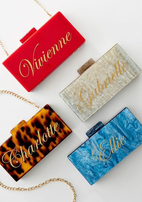 Customized Clutches