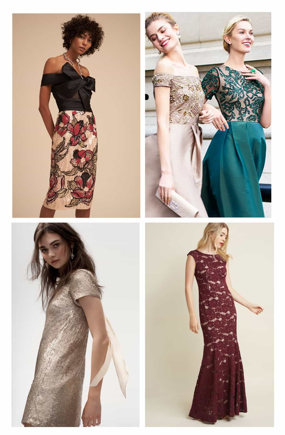 Cute dresses for holiday parties!