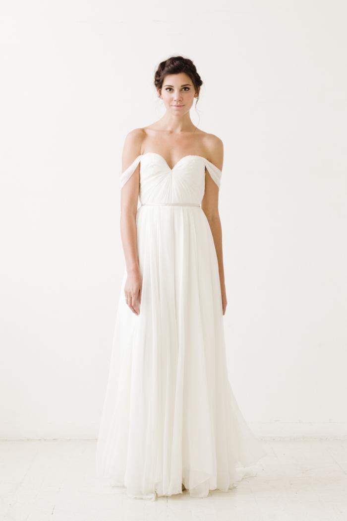 Sarah Seven Wedding Dresses Fall 2015