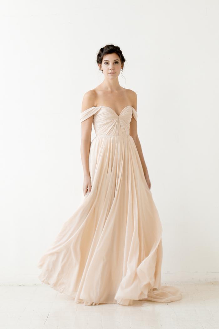 Galerry slip dress wedding gowns