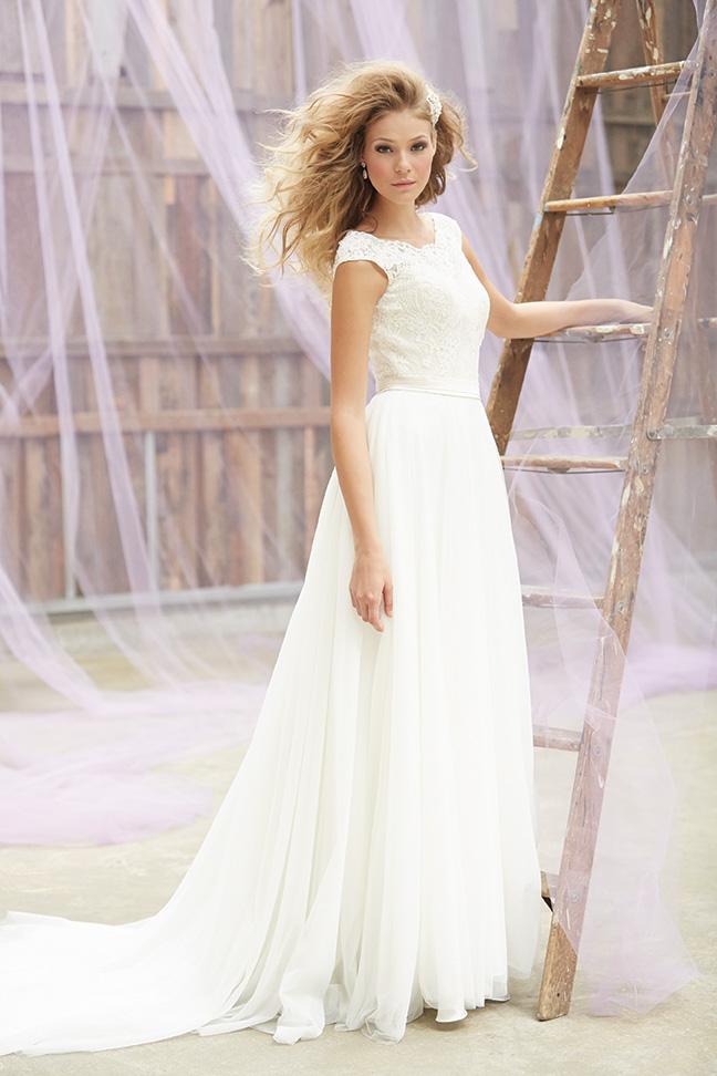 Madison James Wedding Dresses Spring 2015 MJ101