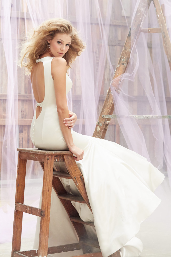 Madison James Wedding Gowns Spring 2015 MJ103