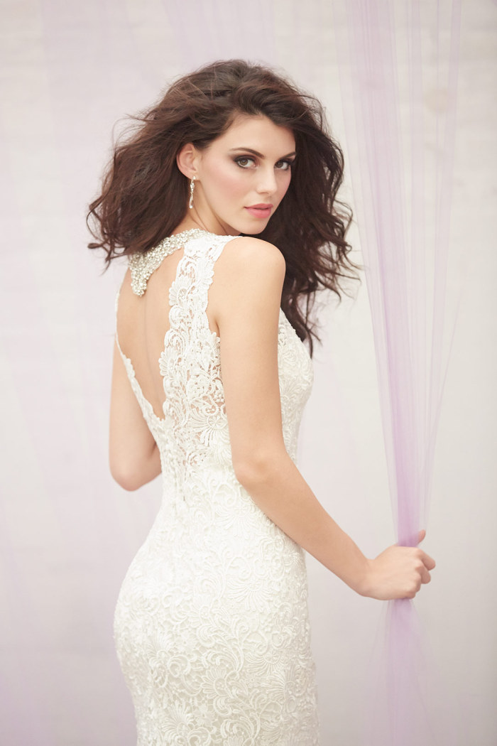 Madison James Wedding Dresses Spring 2015 MJ116