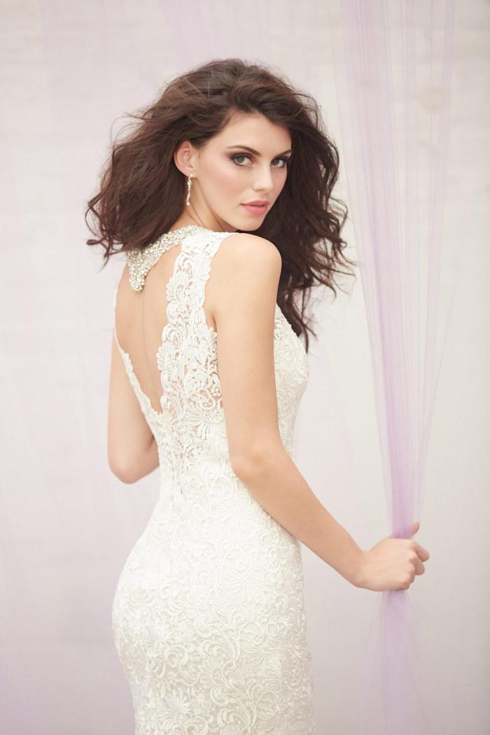 Madison James Wedding Dresses Spring 2015 MJ116