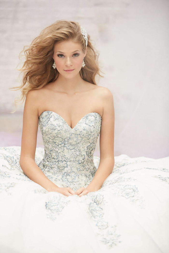 Madison James Wedding Dresses for Spring 2015