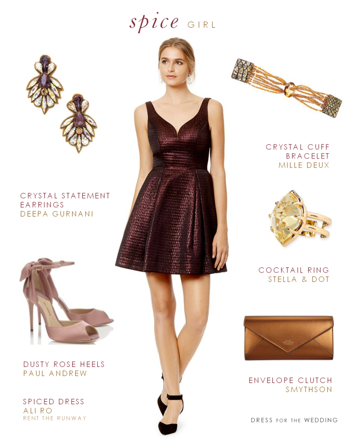 Dress For A November Wedding Guest