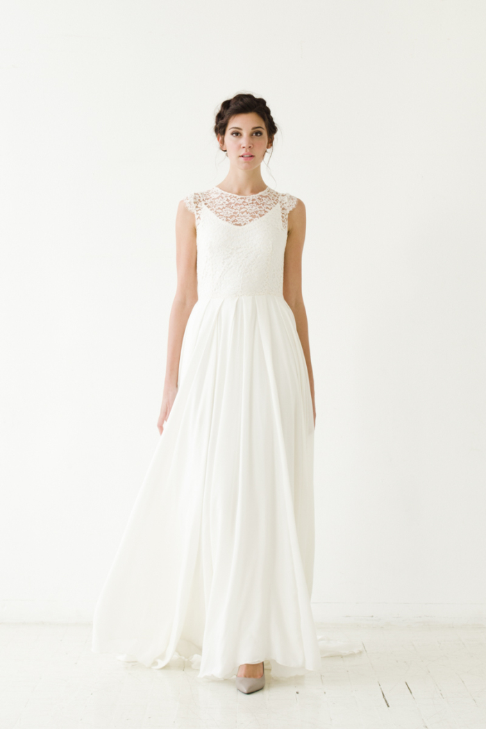 Vanderbilt Dress Sarah Seven Wedding Dresses 2015