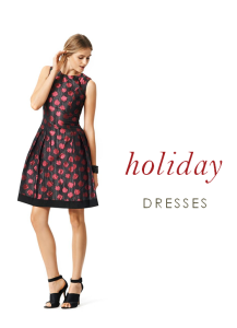 holiday dresses large