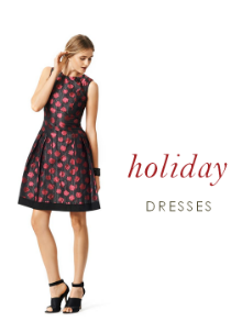 Shop holiday party dresses!